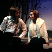 Under Milk Wood Dress Rehearsal